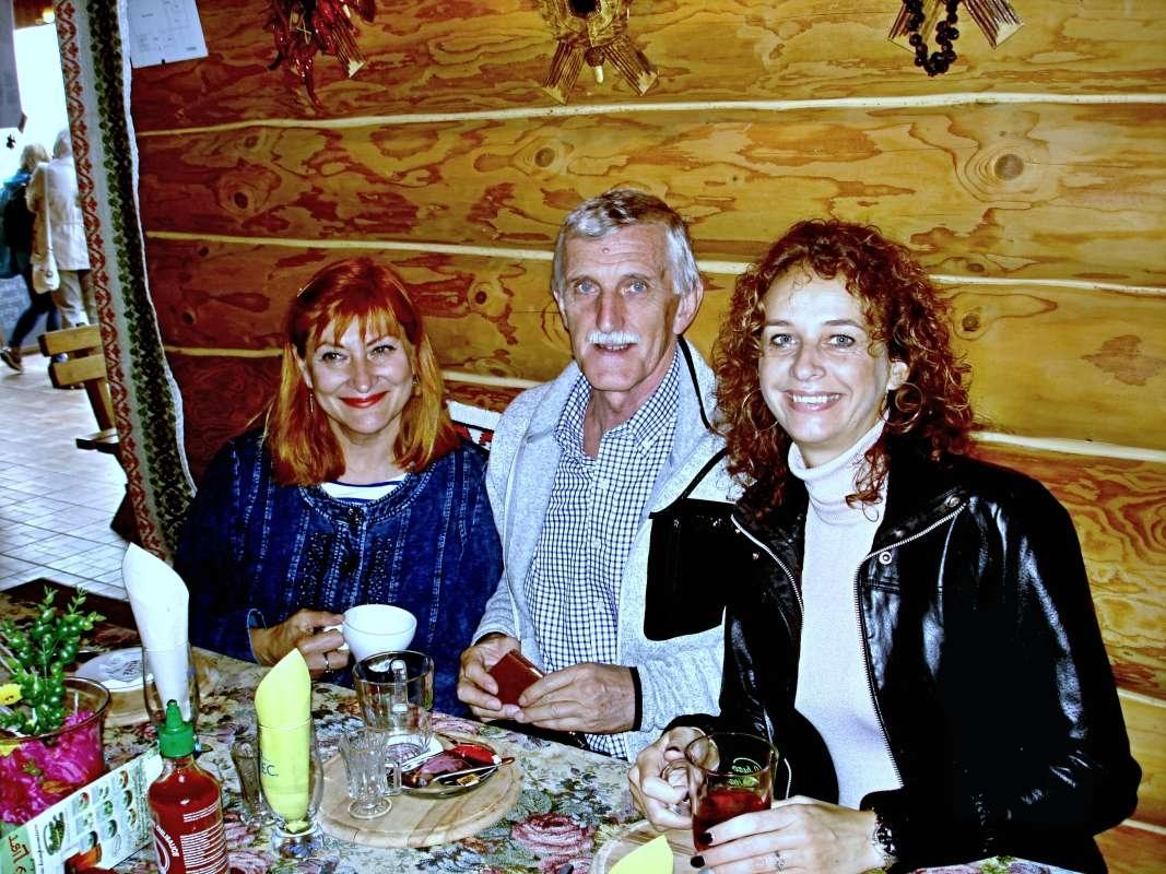 20.10.2017 Koliba Luhyňa - Božka a Anka