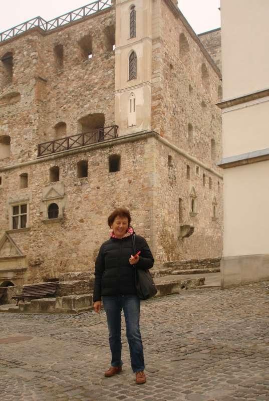 20.10.2017 Na hradnom nádvorí - Vierka Vargová