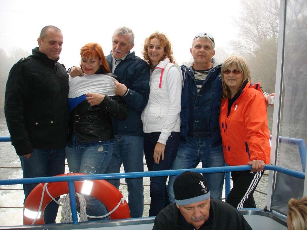 20.10.2017 Na lodi - Anka Matisová, Ivan Horváth a spol