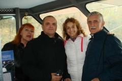 20.10.2017 Na lodi - Božka, Anka s manželom