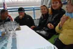 20.10.2017 Na lodi - Ivan, Hajo, Jarka, Božka