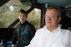 20.10.2017 Na lodi - Kapitán a Roman Dolyák